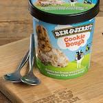 Ben & Jerry's Cookie Dough 500 ml - Lody waniliowe z kawałkami ciasteczek z czekoladą i kawałkami czekolady