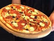 Pizza Carciofo