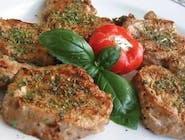 3. Grillowane polędwiczki wieprzowe