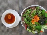 Bún Bò Nam Bộ - Sałatka z wołowiną
