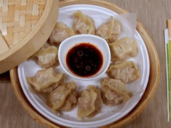 Oryginalne chińskie pierogi