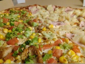 Pizza Połówkowa