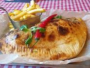 Calzone Pizza & Burger VEGE