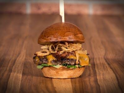 Massala Burger