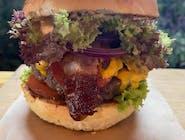 Burger PODWÓJNY KLASYCZNY