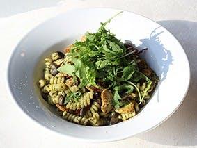 Pesto Fusilli
