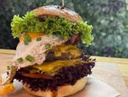Burger POSADZONY