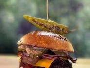 Burger HOT ROD