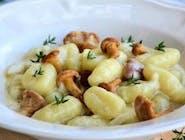 Gnocchi z sosem kurkowym 350g