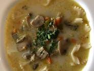 Zupa pieczarkowa z makaronem 350 ml