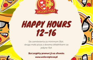 Promocja Happy Hours