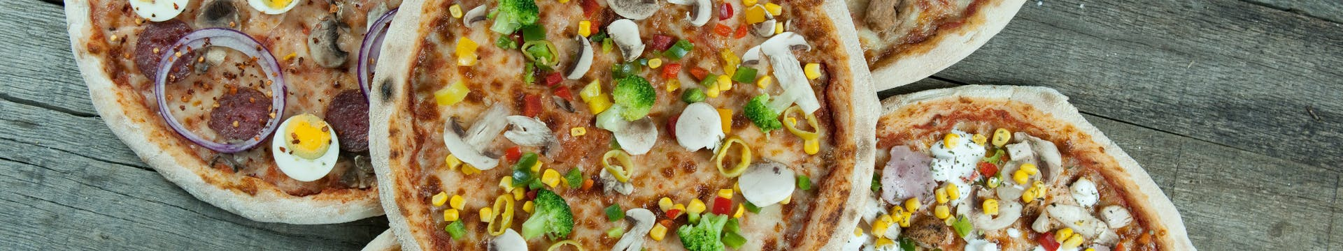 Pizza pe gustul tau!