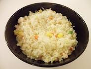 Orez cu legume și ou