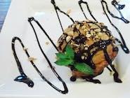 Înghețată prăjită