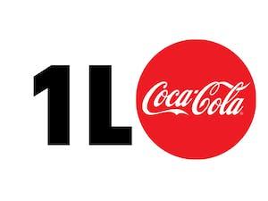 1L Coca-Cola GRATIS!