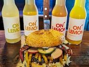 Zestaw Burger Mięsięczny