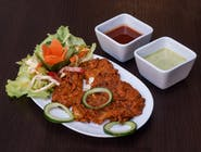 Onion Bhaji Pakora