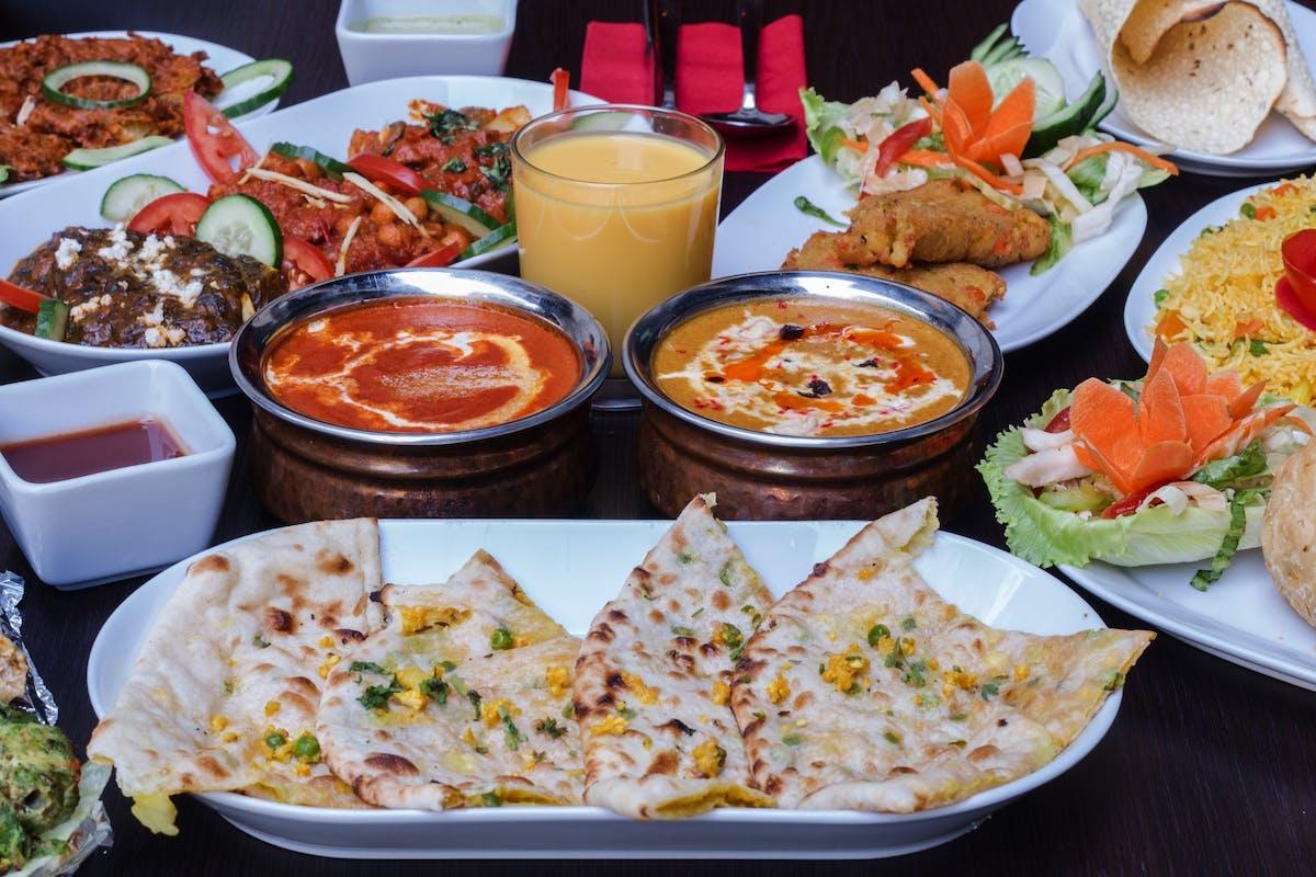 Dania Indyjskie z serem