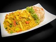Ryż smażony curry