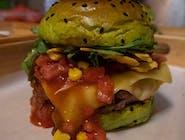 Burger Nachos