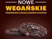 Vegan Ciastko podwójnie czekoladowe