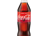 Coca - cola cherry taste 0,5l