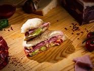 Sandwich Bacon club