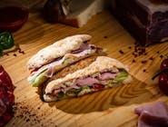 Sandwich Cotto mozzarella