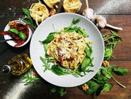 Pappardelle rucola