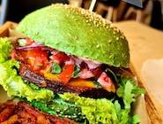 Vegan Burger Chilli Con Quinoa