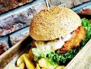 Burger Mango Chicken