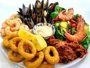 Talerz owoców morza (porcja dla 2 osób)