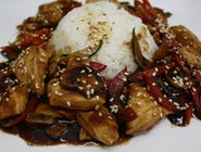 Terijaki Chicken