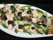 Bara sushi Łosoś