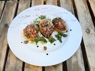 Bruschetta ze świeżymi pomidorami