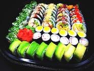 Międzynarodowy Dzień Sushi  - 52 elementy