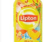 Lipton peach puszka 0.33
