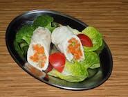 Roladka z fileta do potrawki z groszkiem zielonym i marchewką