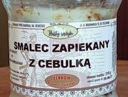 Smalec zapieczony ze słoniny, cebuli i starannie dobranych przypraw wg. najstarszej receptury domowej -  HIT POLECAM
