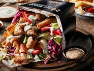 Kebab box, zelenina (1,6,7)