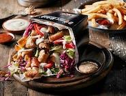 Kebab box pol na pol (1,6,7)