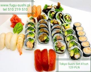 Tokyo Sushi Set 41 szt. 129 pln