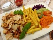 Danie kebab z kurczaka