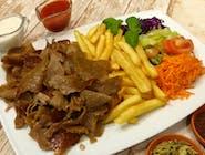 Danie kebab z wołowiny