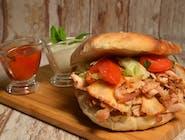 Kebab z kurczaka EKSTRA