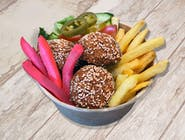 Hamsa BOX Falafel
