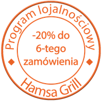 "Program Lojalnościowy ""Hamsa Grill 2020"""