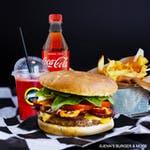 Spanish Burger Zestaw - Oryginalny Burger Hiszpański