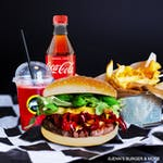 Serial Killer Burger Zestaw