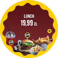 Lunch 19,99 zł